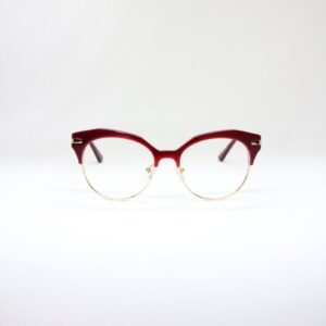 Paula red front eyewear