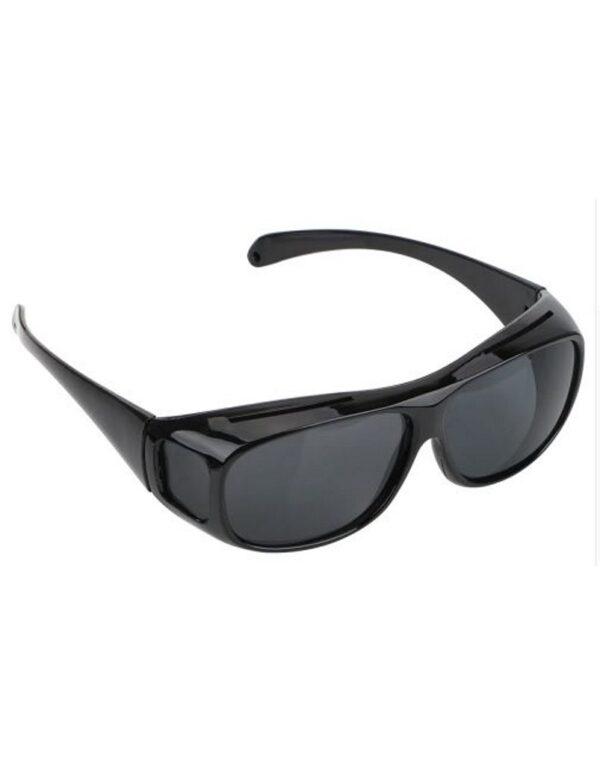 polarized over glasses