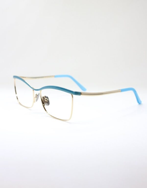 Monica blue side eyewear