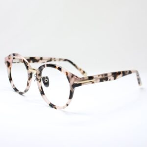 Sophia blush tort side eyewear