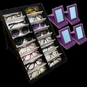Violet Eyewear Go Kit